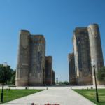 昔の栄華 ウズベキスタンの旅2