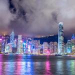 百万ドルの夜景-香港の旅-
