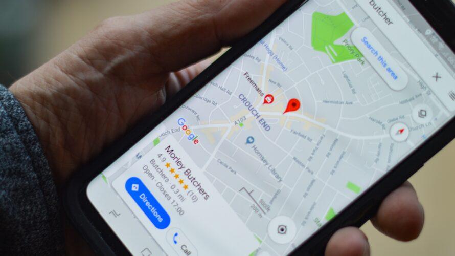 地図アプリMAPS.MEのGoogleMapをつかったおすすめの最強に便利な使い方-旅用-