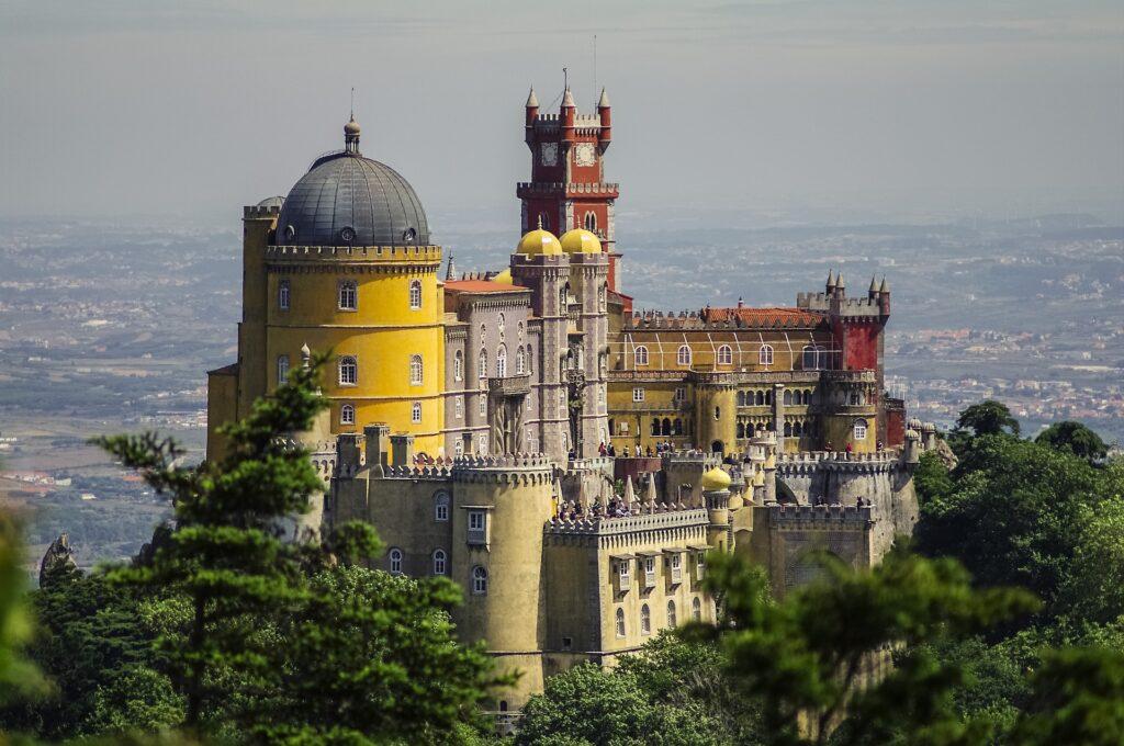 シントラ城